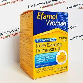Efamol Woman, 30 капсул по 1000 мг